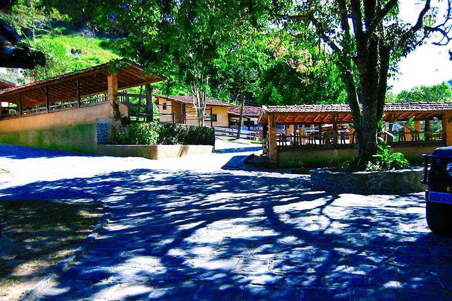 Santa Rosa do Tinguá - curral